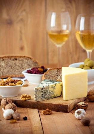 The Proper Pot - Wine & Cheese